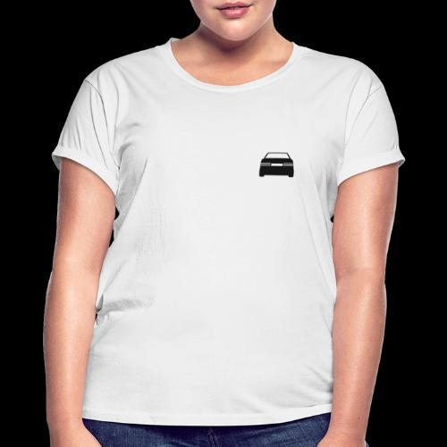 W201 Babybenz 190E - Frauen Oversize T-Shirt