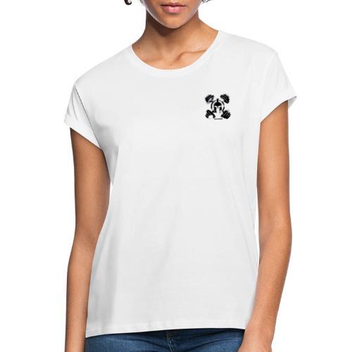 ITALIANWARRIORS90cross - Maglietta ampia da donna