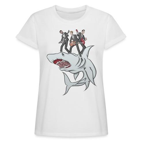Shark Attack - Women's Oversize T-Shirt