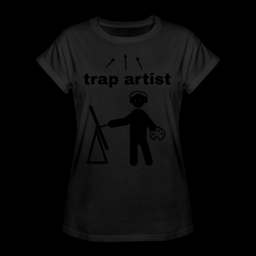 Trap Artist - Camiseta holgada de mujer