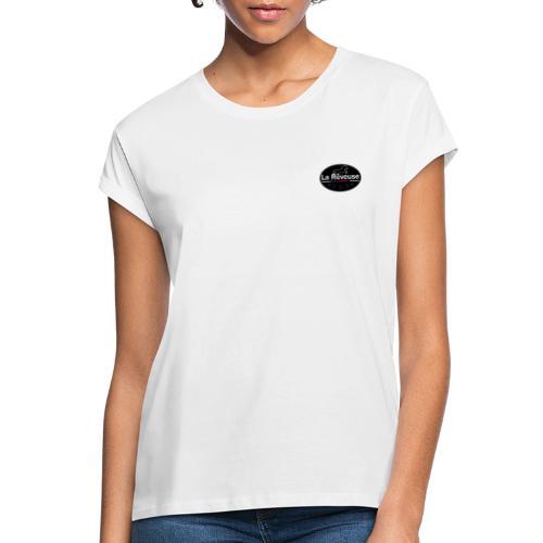 la reveuse - T-shirt oversize Femme