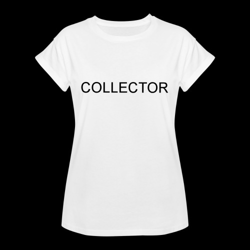COLLECTOR - Vrouwen oversize T-shirt