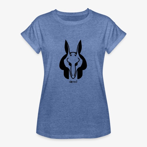 Anubi Soggetto1 - Maglietta ampia da donna