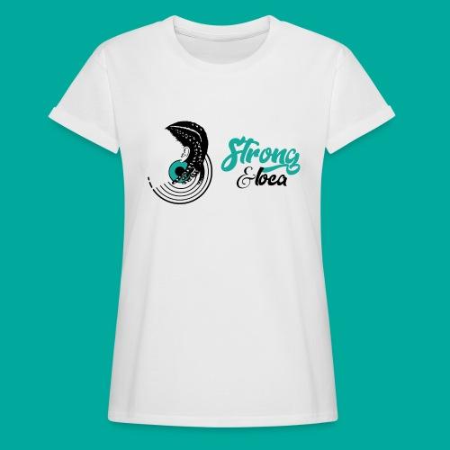 La Collection  Strong & Loca  - T-shirt oversize Femme