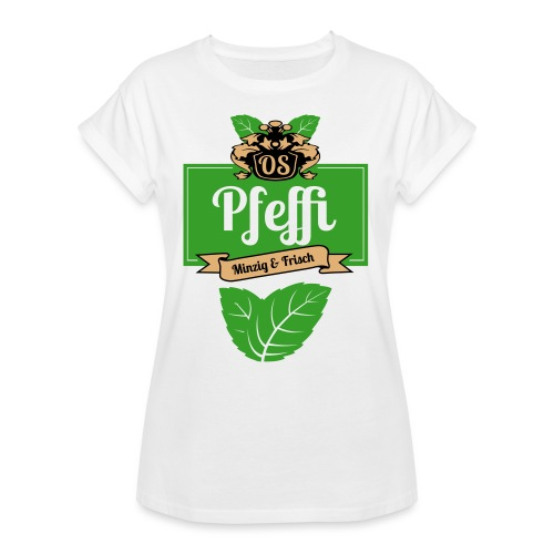 Pfeffi T-Shirt Men - Frauen Oversize T-Shirt