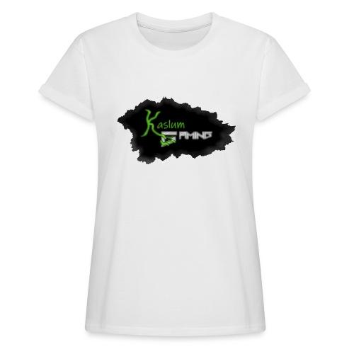 Kaslum Gaming Hul - Dame oversize T-shirt