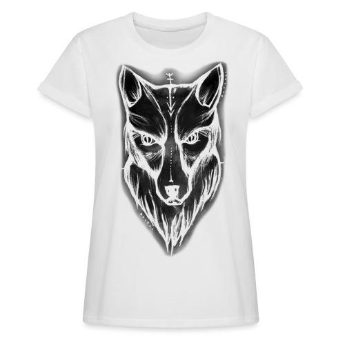 Kuusanna Wolf - Naisten oversized-t-paita