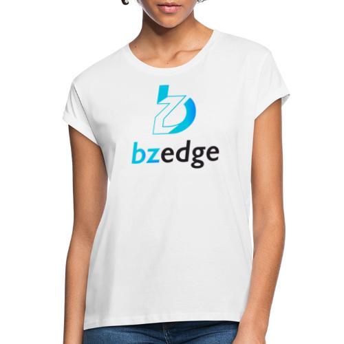 BZEdge Cutting Edge Crypto - Women's Oversize T-Shirt