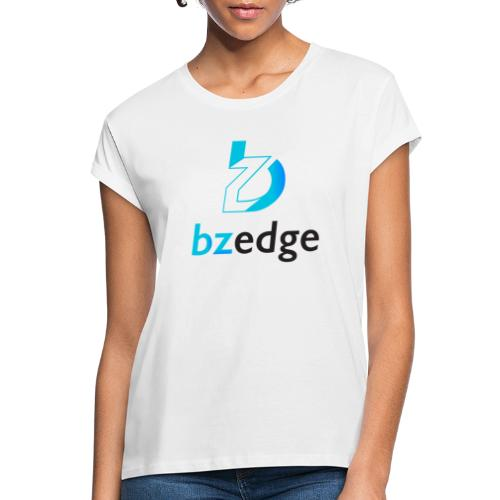BZEdge Cutting Edge Crypto - Women's Oversize T-Shirt