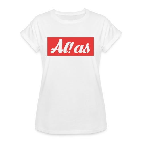 Al!as - Dame oversize T-shirt