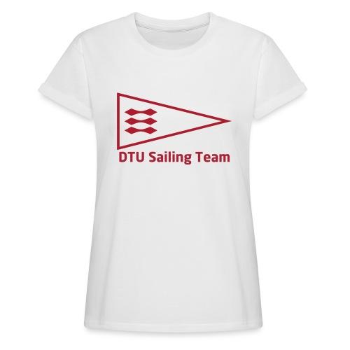 DTU Sailing Team Official Workout Weare - Women's Oversize T-Shirt