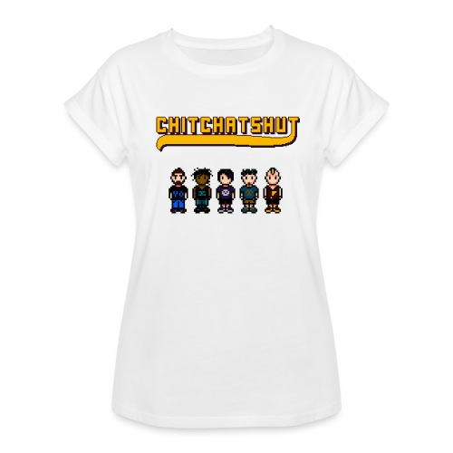 Band - Women's Oversize T-Shirt
