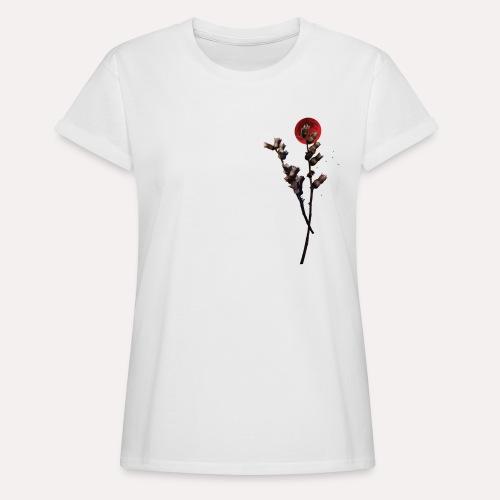 LUNA ROSSA Atropa, Moon1a - Women's Oversize T-Shirt