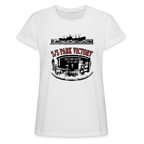 PARK VICTORY LAIVA - Tekstiilit ja lahjatuotteet - Naisten oversized-t-paita