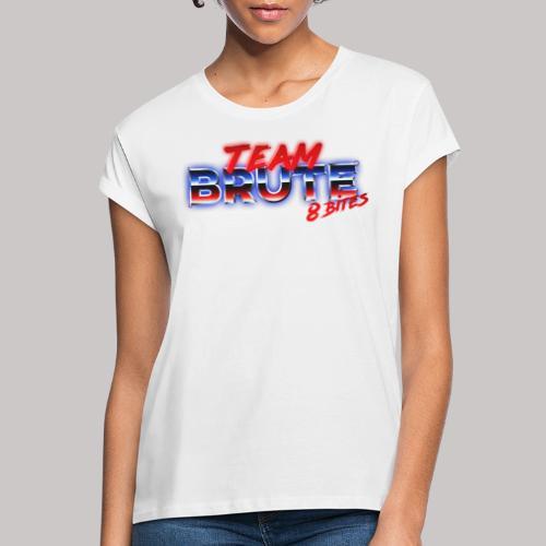 Team BRUTE Red - Women's Oversize T-Shirt