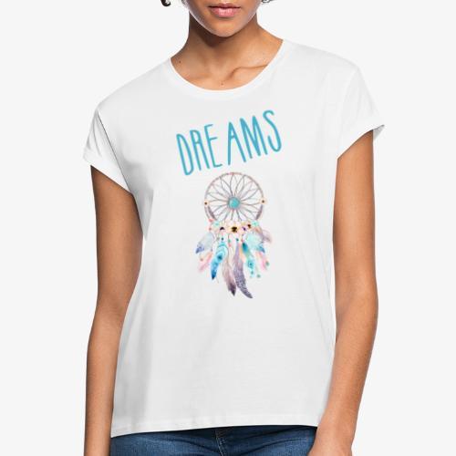 Dreams - Maglietta ampia da donna