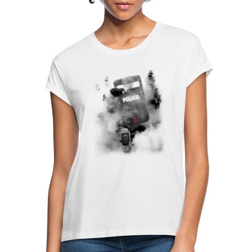 Police - Maglietta ampia da donna