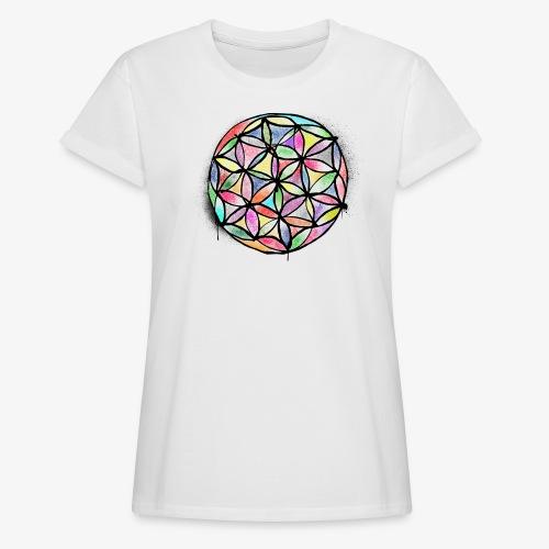 lifeflower By TheRawburt - Oversize-T-shirt dam