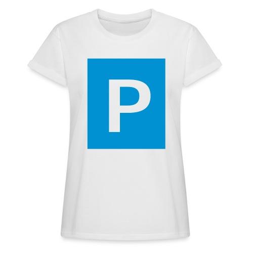 parken - Frauen Oversize T-Shirt