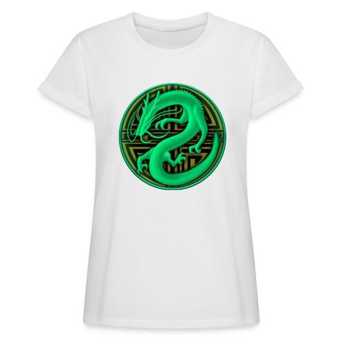 logo mic03 the gamer - Maglietta ampia da donna