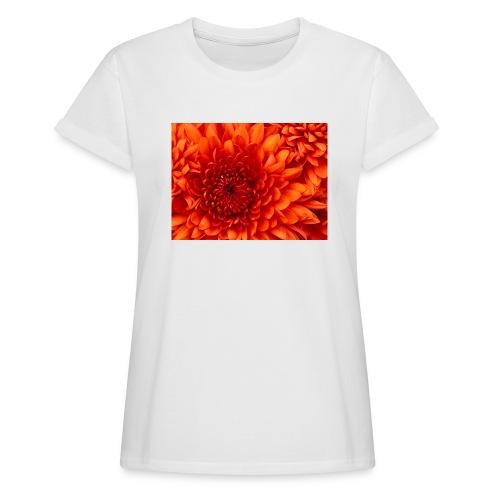 Chrysanthemum - Vrouwen oversize T-shirt