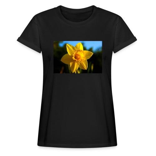 daffodil - Women's Oversize T-Shirt