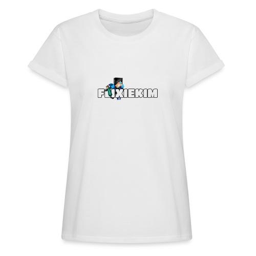 Flixiekim - Oversize-T-shirt dam