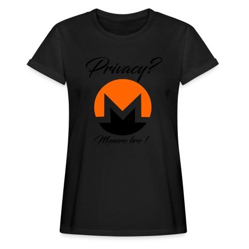 Moneroooo - T-shirt oversize Femme