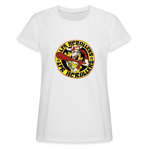 Lpr HCRollers - Naisten oversized-t-paita
