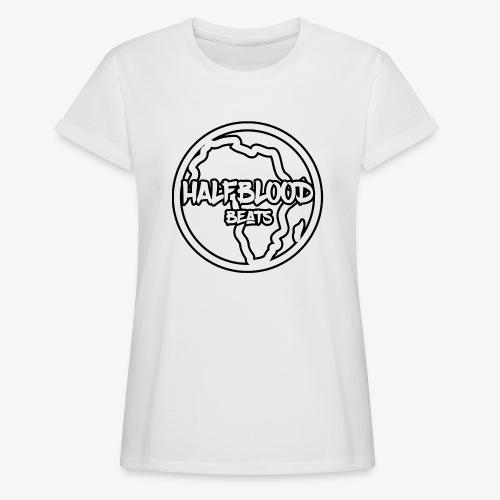 halfbloodAfrica - Vrouwen oversize T-shirt