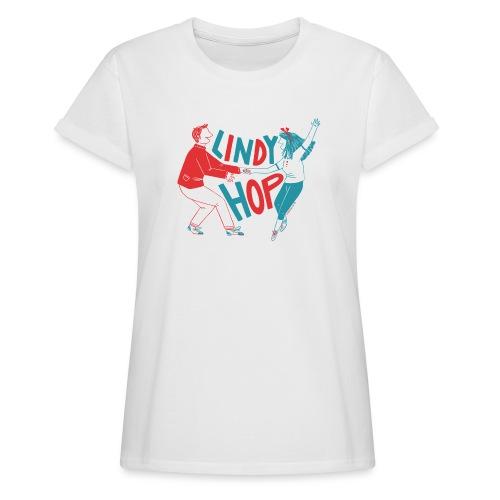 Lindy hop - Women's Oversize T-Shirt