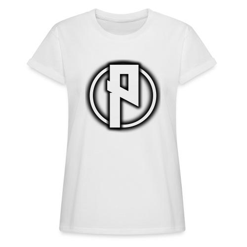 Priizy t-shirt black - Women's Oversize T-Shirt