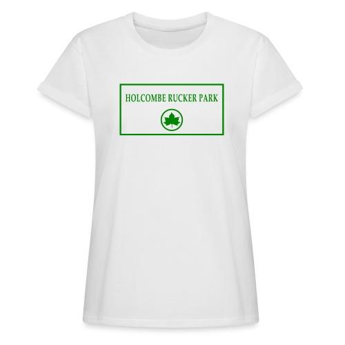RuckerPark - Maglietta ampia da donna