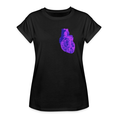 Neverland Heart - Women's Oversize T-Shirt