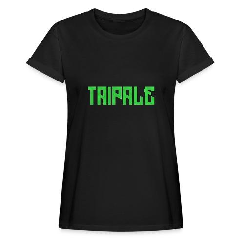 Taipale - Naisten oversized-t-paita