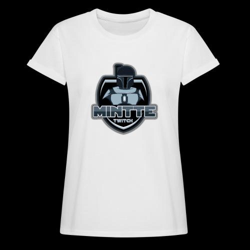 Mintte - Frauen Oversize T-Shirt