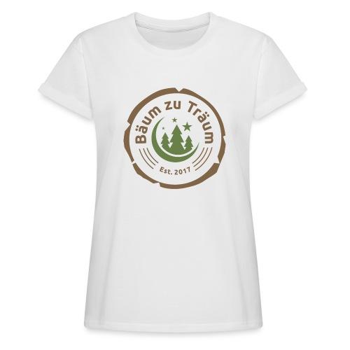 Bäum zu Träum - Frauen Oversize T-Shirt