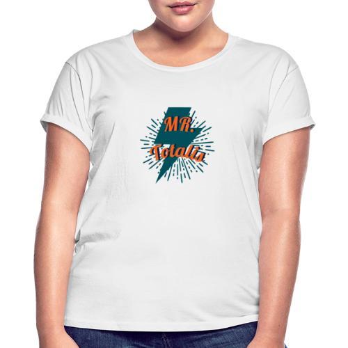 Esempio Logo o Stampa! - Maglietta ampia da donna