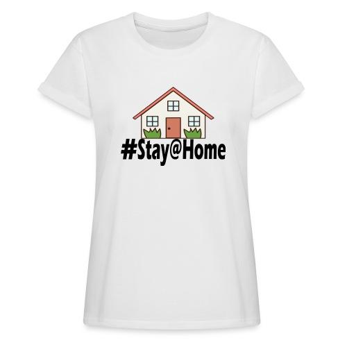 StayHome - Vrouwen oversize T-shirt