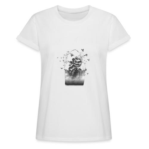 Verisimilitude - T-shirt - Women's Oversize T-Shirt
