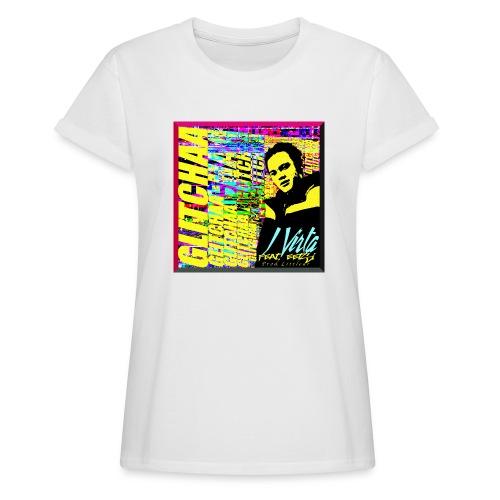 Glitchaa - Naisten oversized-t-paita