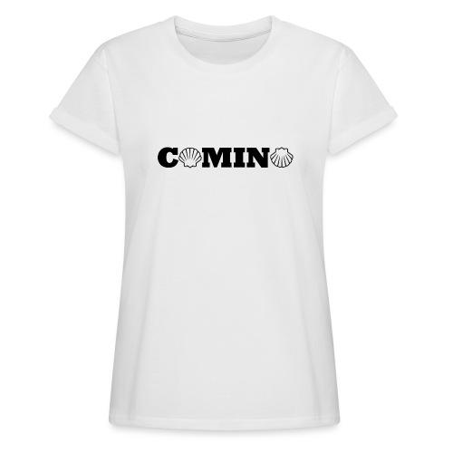 Camino - Dame oversize T-shirt