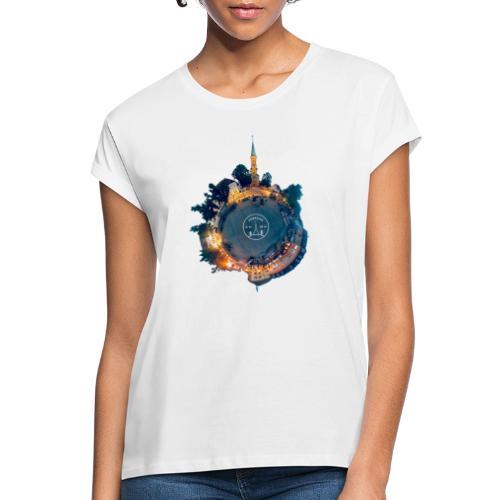 Little Forschd - Frauen Oversize T-Shirt