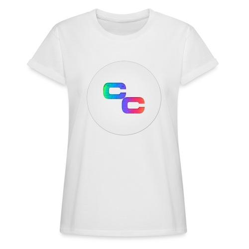 Callum Causer Rainbow - Women's Oversize T-Shirt