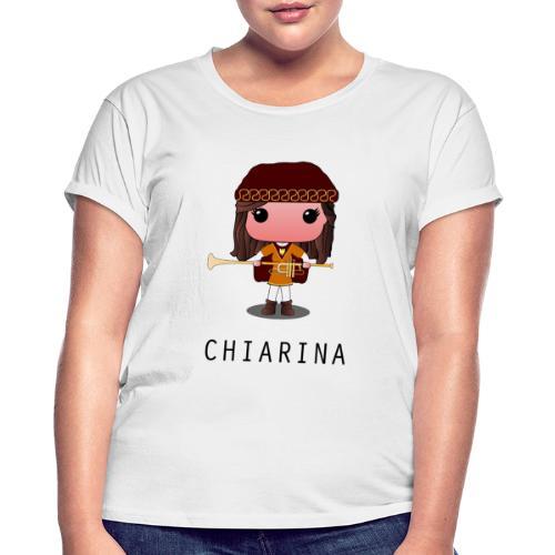 chiarina contrada monticelli - Maglietta ampia da donna