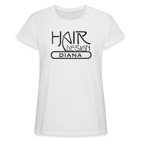 logo - Frauen Oversize T-Shirt