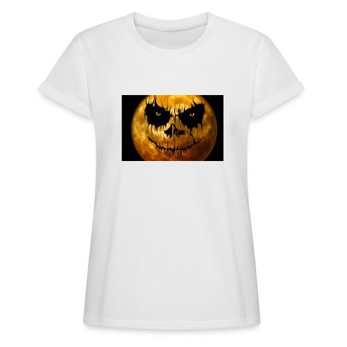 Halloween Mond Shadow Gamer Limited Edition - Frauen Oversize T-Shirt