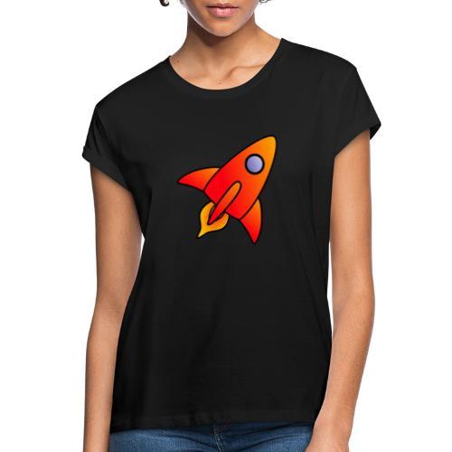 Red Rocket - Women's Oversize T-Shirt
