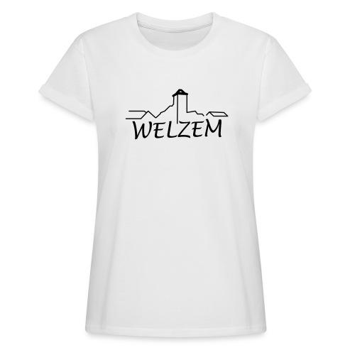 Welzem - Frauen Oversize T-Shirt