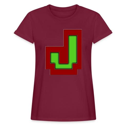Stilrent_J - Dame oversize T-shirt